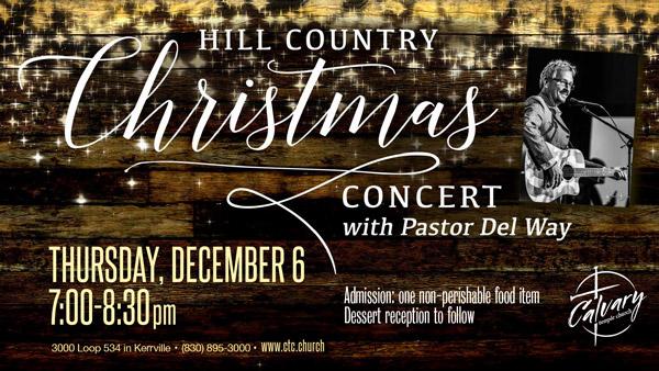 Calvary Christmas Concert 2018